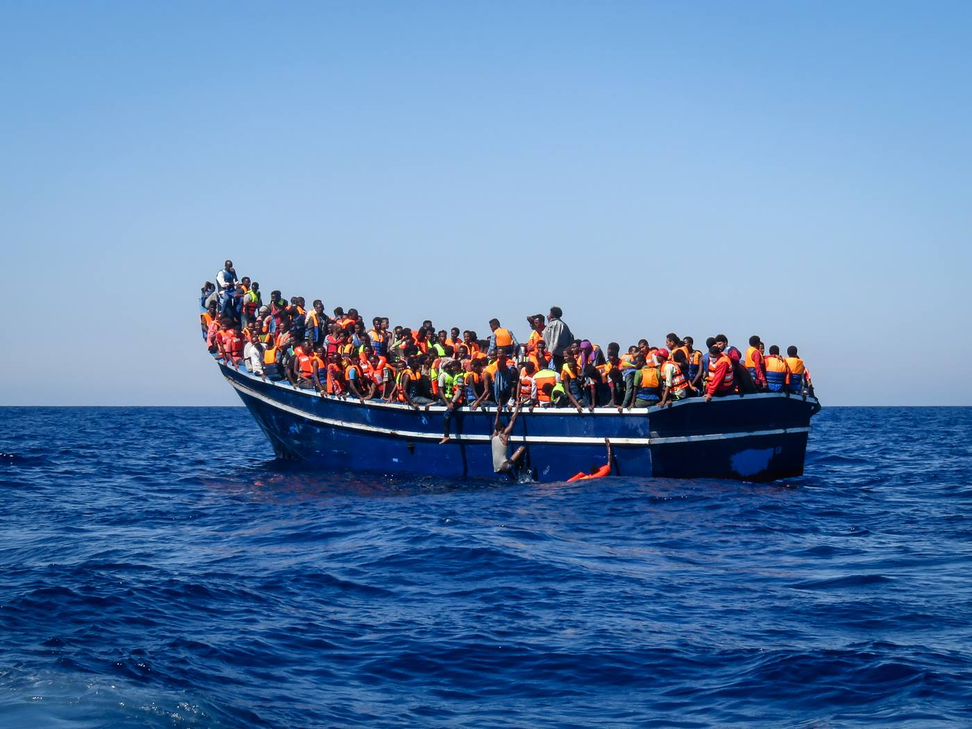 The shipwreck was predictable: the EU is guilty of non-assistance of people in danger — Sea-Watch e.V.