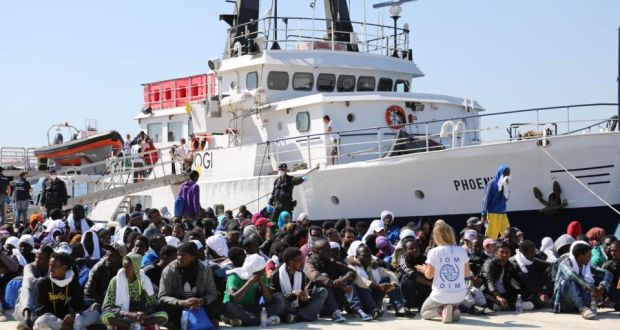 Watch «Fishers of Men» a new documentary by MOAS