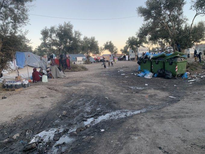 Des suggestions pour une aide suisse efficace en Grèce — Le temps des réfugiés
