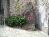 Entrada al cementiri de Sant Quirze Safaja