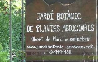 Jardí botànic de Gombrèn