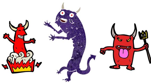 Sfiga o Satanasso?