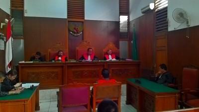 Mkt Terdakwa Faktur Pajak Fiktif Hanya Divonis 1 Tahun 3 Bulan Penjara