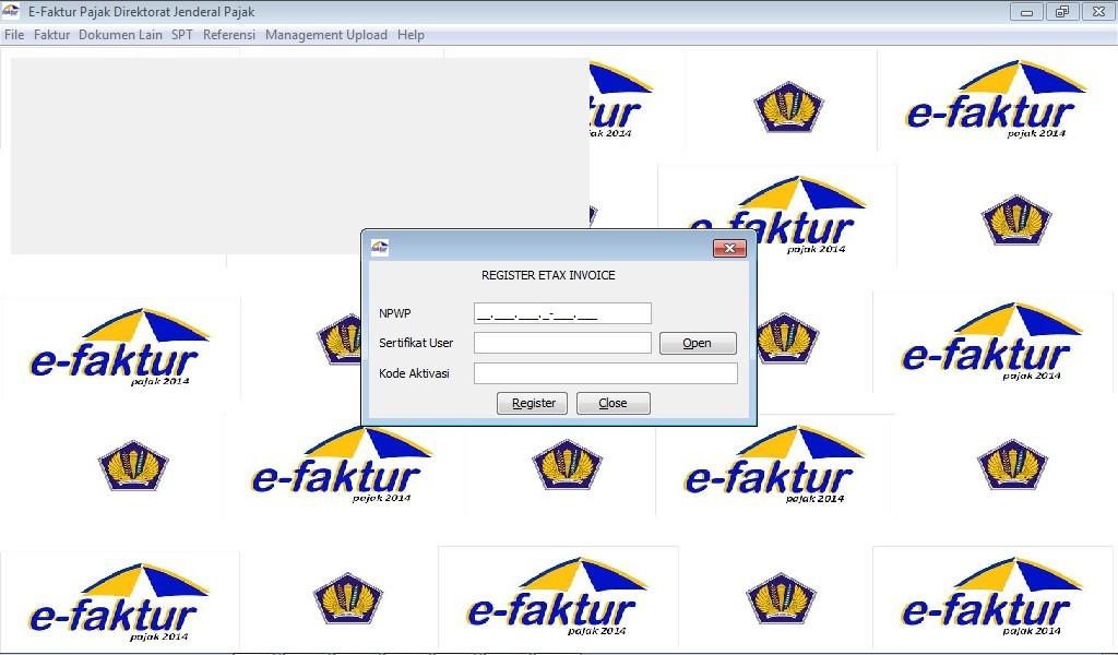 Cara Install Aplikasi E Faktur Pajak Forum Pajak Indonesia