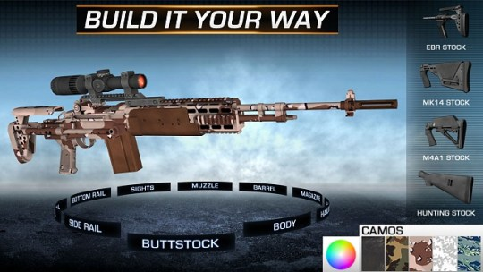 FREE  GAME  Gun Builder ELITE   Build  customize  fire    Android      FREE  GAME  Gun Builder ELITE   Build  customize  fire