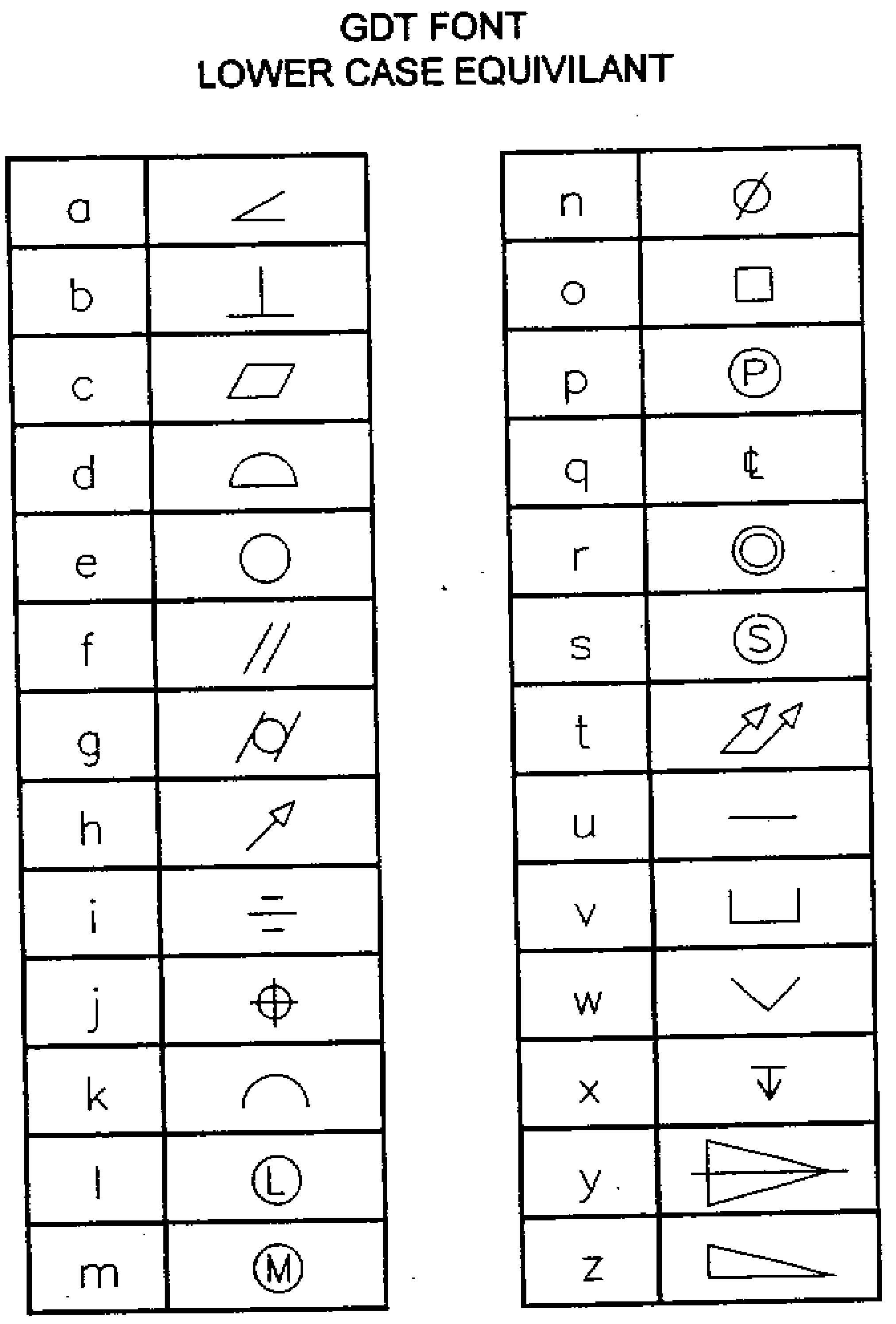 Electrical Wiring Drawing Symbols