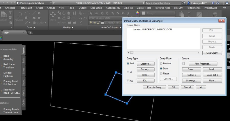 Solved  Remove everything within polyline   Autodesk Community  Civil 3D