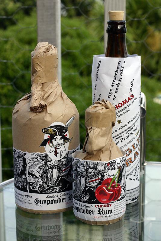 Smoke Amp Oakum Gunpowder Rum Spirits Amp Cocktails EGullet Forums