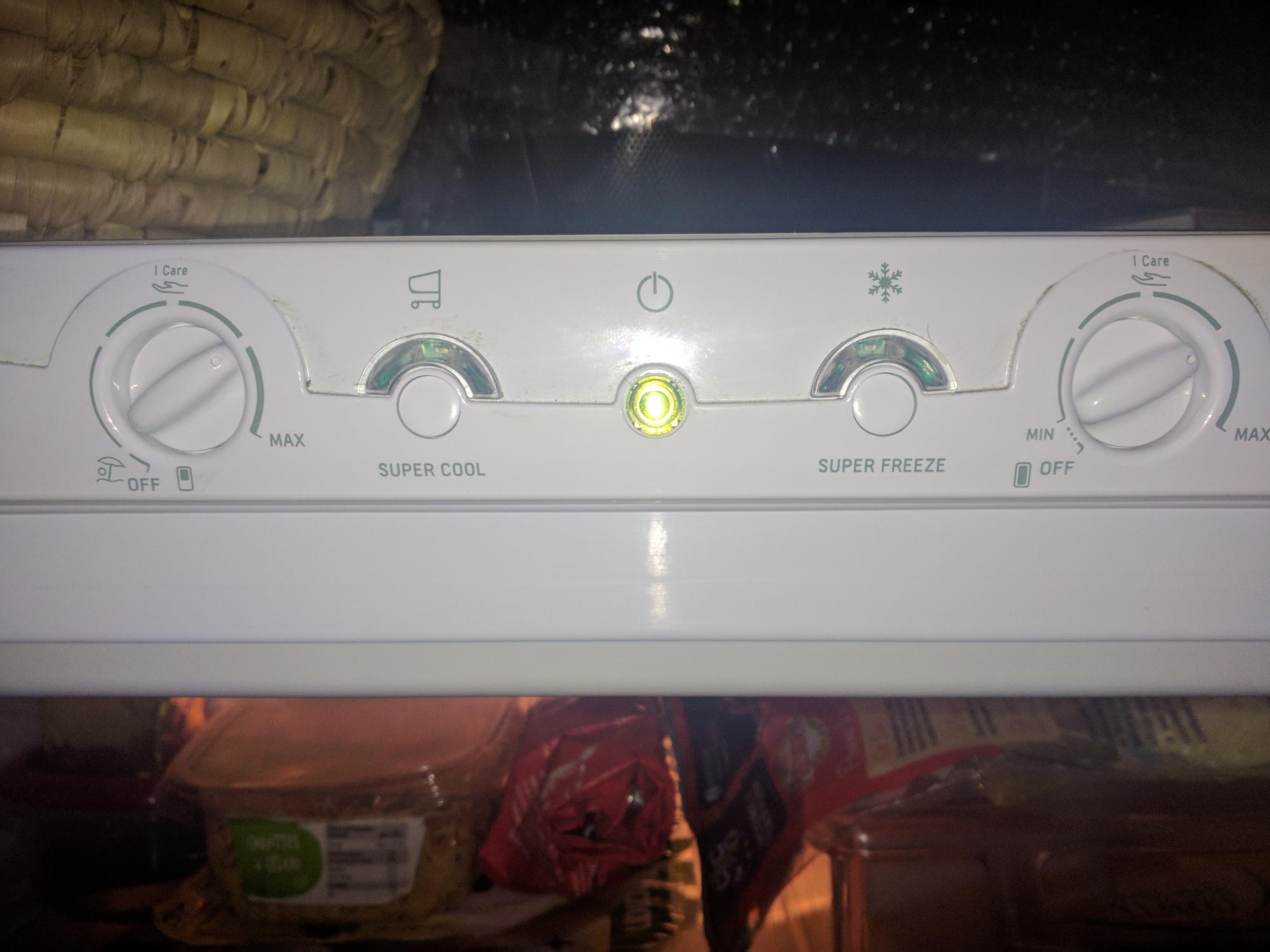 blanc ariston hotpoint refrigerateur