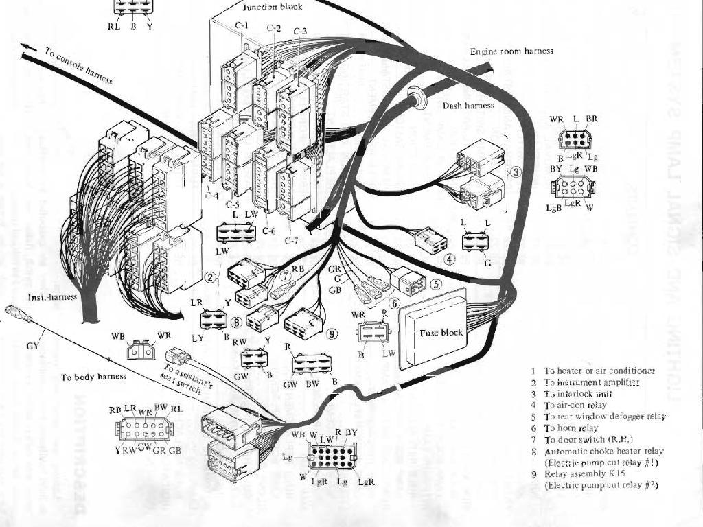Datsun 620 pickup wiring diagram 1978 datsun 620 wiring diagram 74 260z junction block datsun 620 pickup wiring diagramhtml nissan 280zx wiring diagram