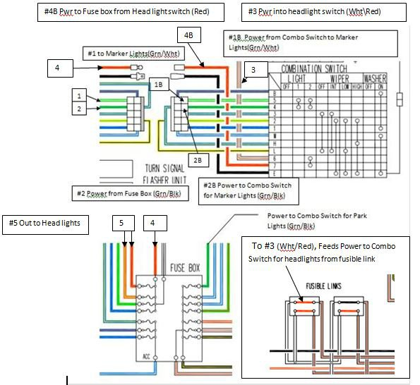 1977 Datsun 280z Engine Compartment Wiring Diagram Details ... on