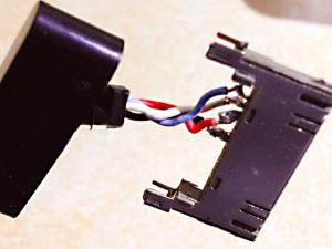 How to repair synccharge cable?  iPhone, iPad, iPod
