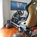 Sim Rigs Using Used Kart Chassis Sim General Motorsports Forum Kartpulse Karting S Community Hub