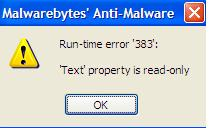 Attached Image: Run-time error '383'/'Text' property is read-only