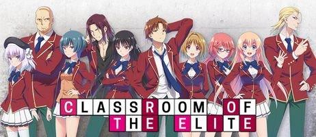 Classroom of the Elite saison 2 ? - Light Novel - Forums ...
