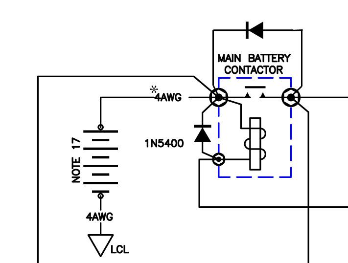 marine bonding isolator diode wiring diagram