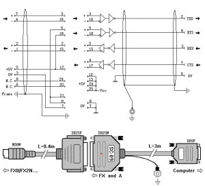 Simple programming cable for Mitsubishi FX  Page 4