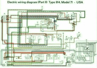 914 Color Coded Electrical Wiring Diagrams