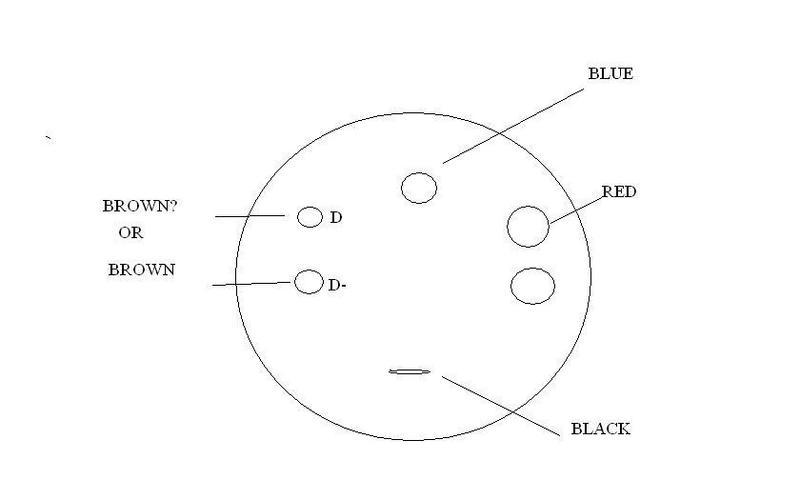 Bosch Alternator Wiring