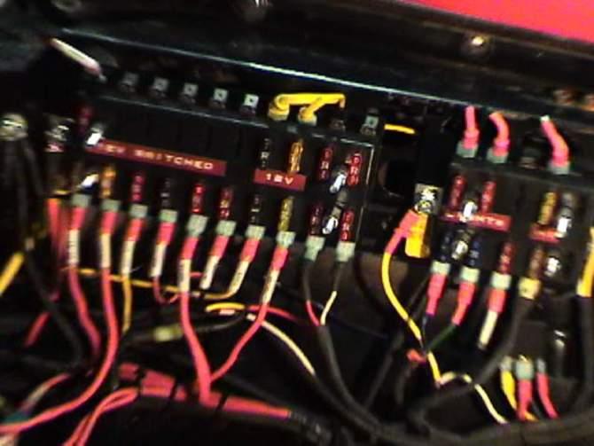 rewiring the racecar kit or custom  pelican parts forums