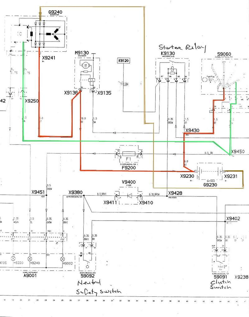 Toyota Wire Diagram Yaris Wiring. All Alternator Connection Wiring S W911 Nippondenso ...  sc 1 st  Wiring Diagram : denso alternator wiring diagram - yogabreezes.com