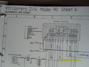 Wiring diagram for 964 speedometer?  Pelican Parts Forums