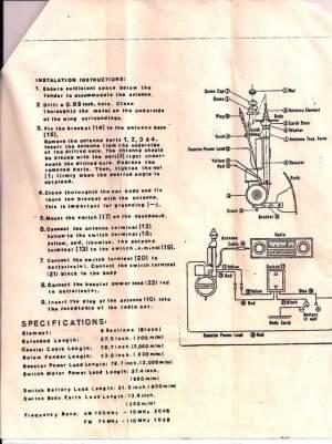 Radio Antenna question  Pelican Parts Technical BBS