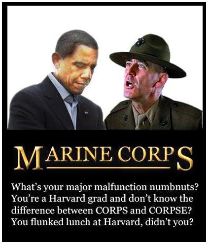 Gunny Tears Obama A New One