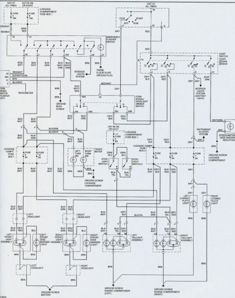 Yerf Dog Wiring Schematic. Engine. Wiring Diagram Images