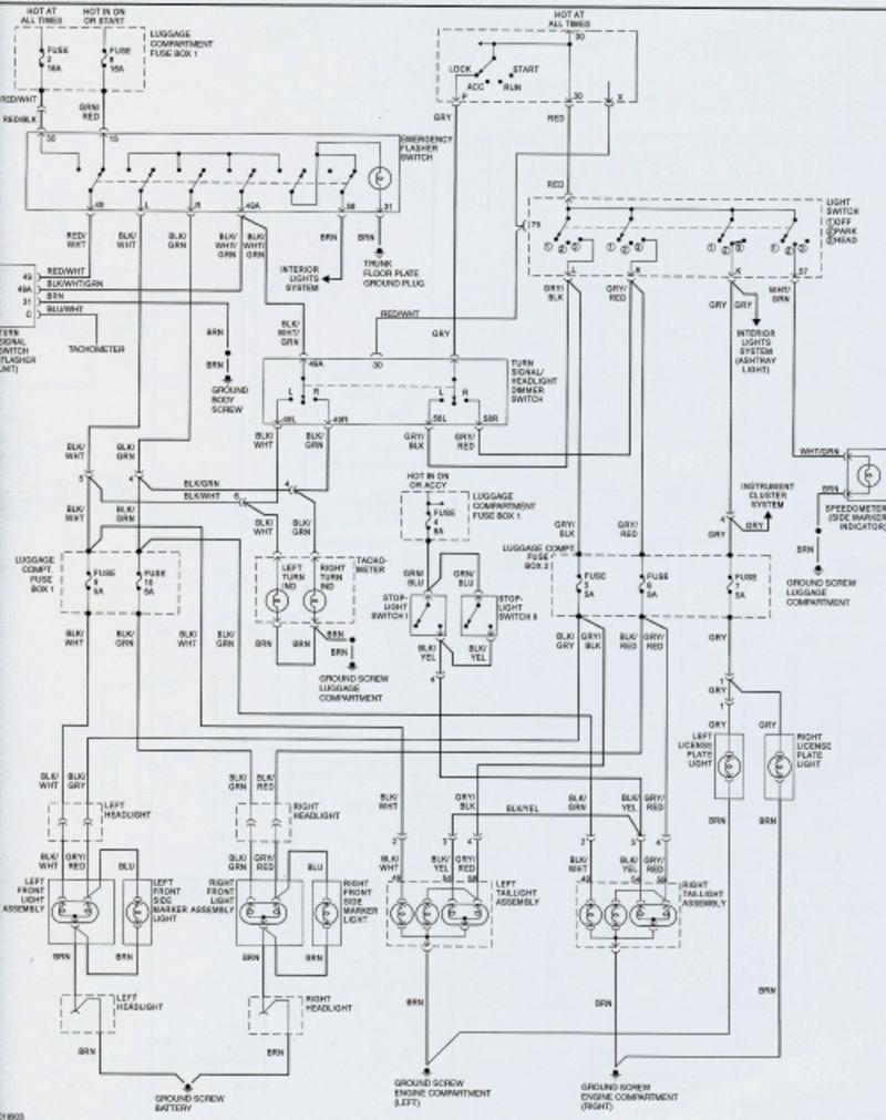 1967 porsche 912 wiring diagrams