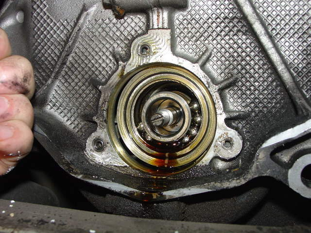 If You Think IMS Bearing Failures Are All Myth Then Check