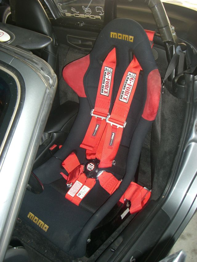 Fs Race Seat 6 Pt Harness All The Hardware