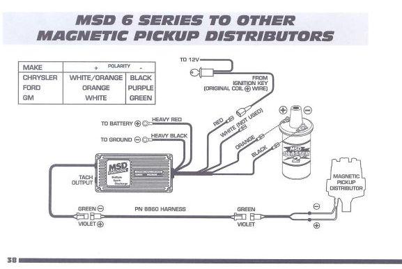 Msd 6a Ignition Box Wiring Diagram  U2013 Wiring Diagram