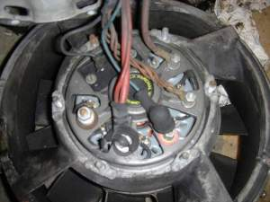 Alternator wiring quesiton  Pelican Parts Forums