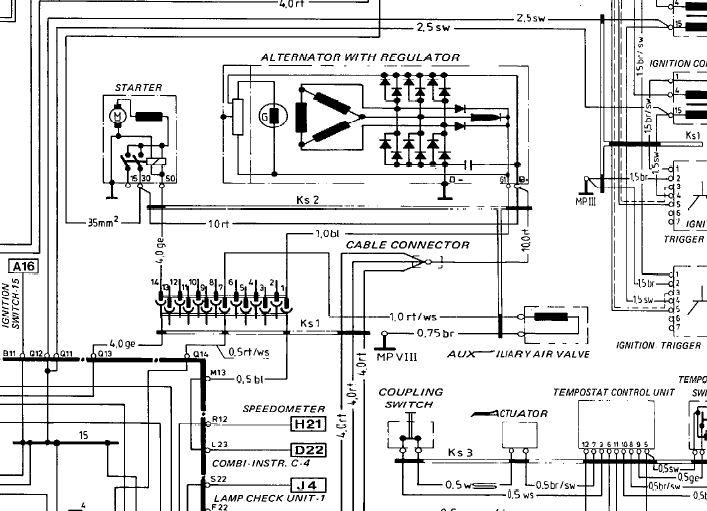 alternator+excitor+circuit+21292777931?resize=665%2C481 wiring diagram vw golf mk1 wiring diagram,Vw Polo Alternator Wiring Diagram