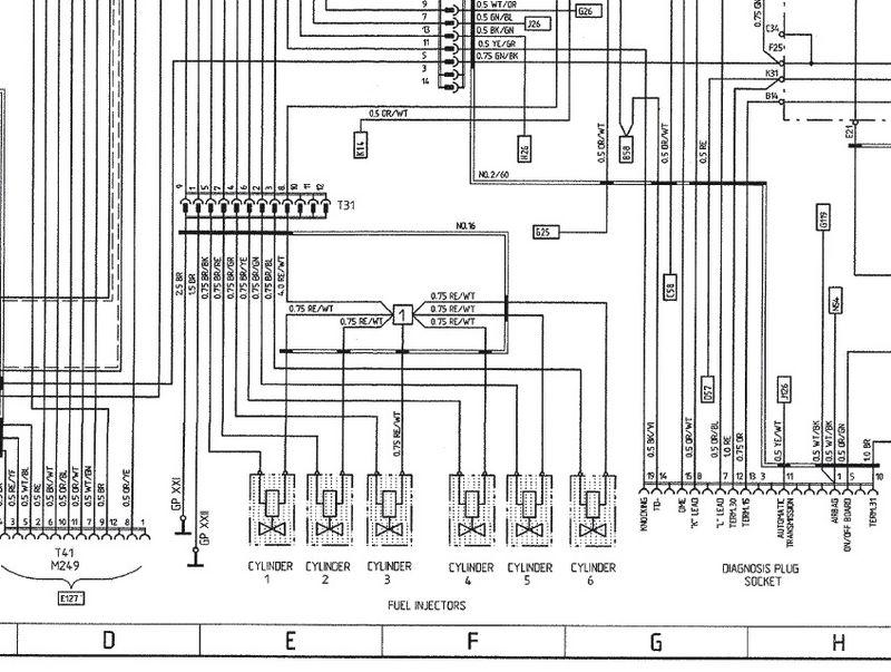 Porsche 928 Wiring Diagram 1988 Data Diagrams \u2022 2014: 1988 928 Porsche Wiring Diagram At Mazhai.net