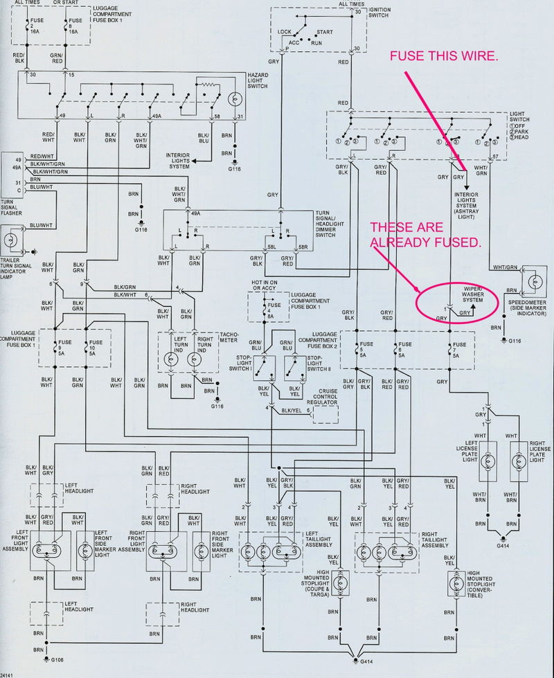 Perfect Turn Signal Flasher Wiring Diagram Elaboration - Wiring ...