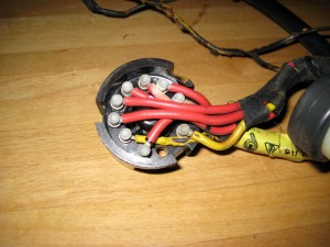 Repairing the ignition switch harness  Pelican Parts Forums