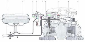 1970T Fuel pump port designation  Pelican Parts Forums
