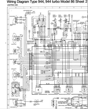 Side Marker Light  Reading Wiring Diagrams?  Pelican Parts Forums