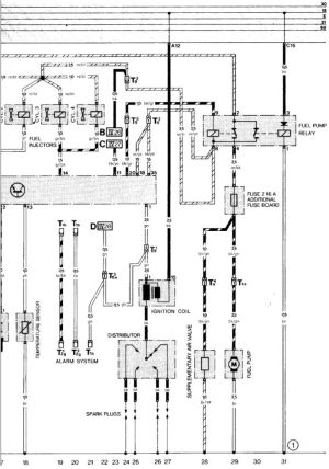 1987 Porsche 924s Ignition Wiring Diagram | Wiring Library