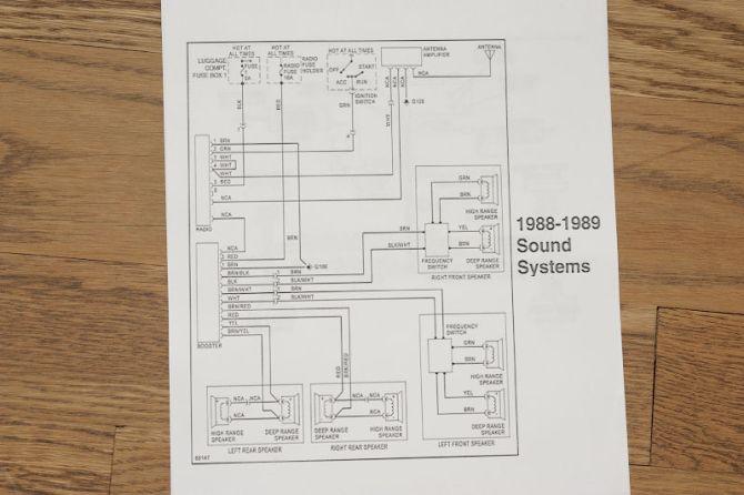 1989 carrera audio questions  pelican parts forums