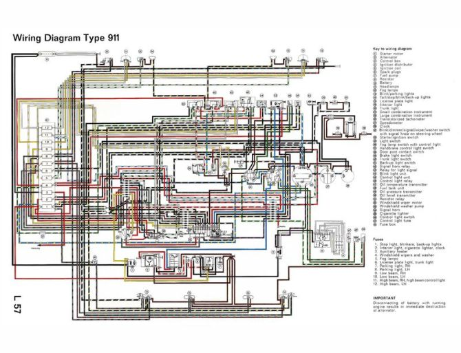 knockknock mcfly  you need early 911 wiring diagram for