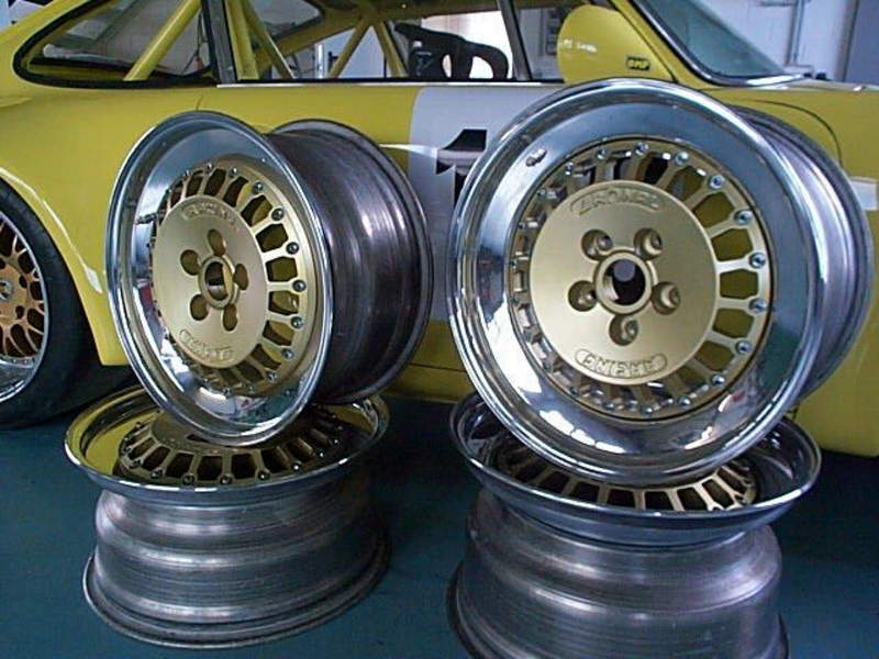 1994 Mercedes Benz Parts Rims