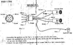 Headlamp connections(urgent please)  Pelican Parts Forums