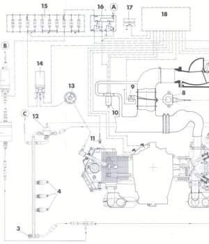 Looking for a 32 Fuel Diagram for my engine swap