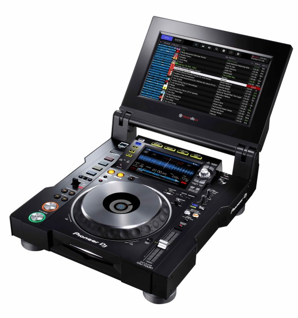 Pioneer DJ Announces the New CDJ-TOUR1 and DJM-TOUR1 ...