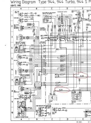 wiring diagrams  Rennlist  Porsche Discussion Forums