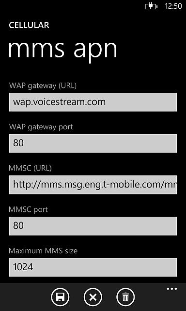 Rogers Lumia 920 MMS And Tethering Problem Solved On T Mobile Windows Central Forums