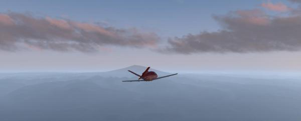 New uHD clouds from real life for X Plane 11 - XP11 ...